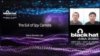 The Evil of Spy Camera