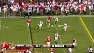 Tajh Boyd vs Georgia 2013