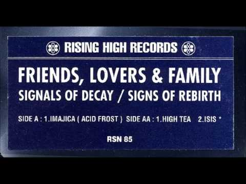 Friends, Lovers & Family - High Tea (Rising High Records, 1994)