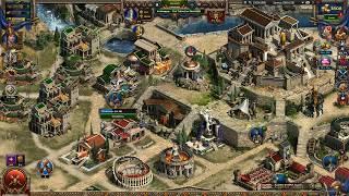 Спарта война империй поход на цели день 3 часть 1