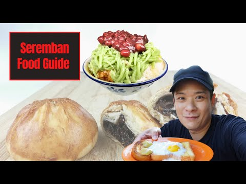 Seremban Food Run | What To Eat In Seremban | Eat Like A Loc