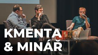 DEEP TALKS 42: Jaroslav Kmenta a Mikuláš Minář (záznam Deep Talks LIVE 01)