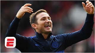 Can Frank Lampard win the Premier League with Chelsea? | ESPN FC