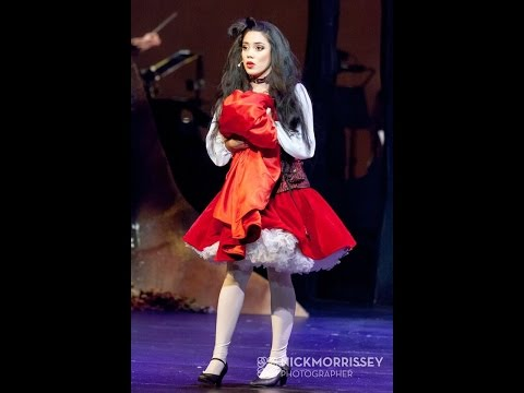 Into the Woods -  I Know Things Now - Kimberley Hodgson