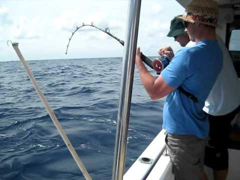 Gold Coast Fishing Charters - Fish The Deep Charters - Tuesday 30th November 2010 - 0830