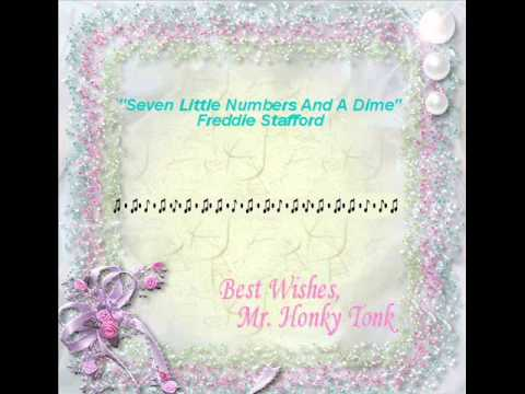 Seven Little Numbers And A Dime Freddie Stafford