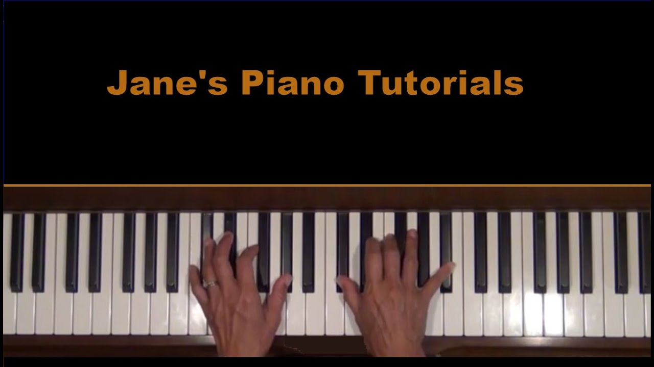 Do re me sound of music piano tutorial youtube do re me sound of music piano tutorial hexwebz Image collections