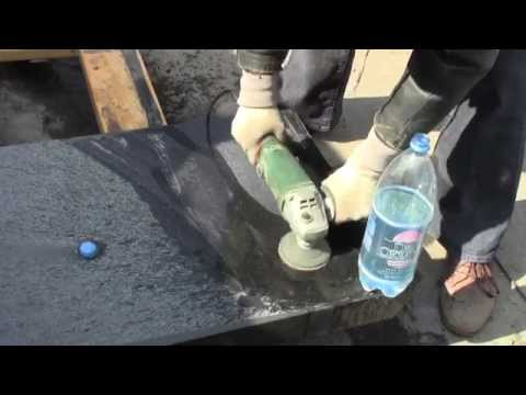 Полировка камня.(Polished Stones)