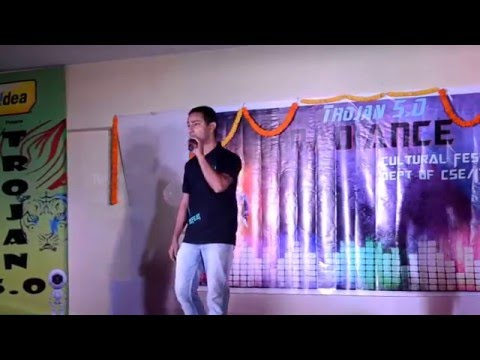 Amazing Anchoring & Surprise Song by Rahul Pandey