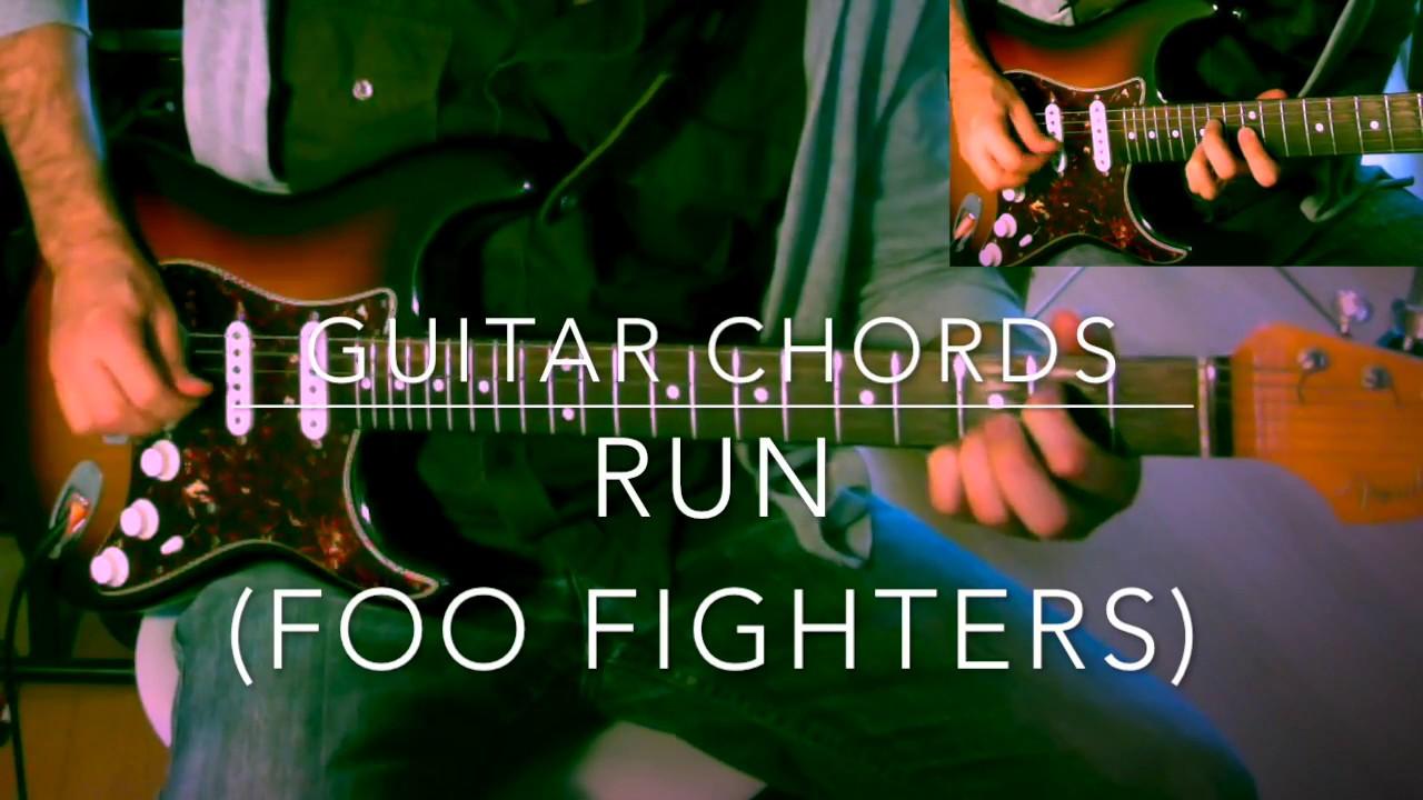 Foo fighters guitar chords