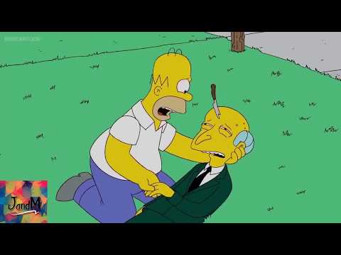 The Simpsons -  Funny Moments Compilation