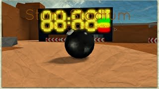 ROBLOX Super Blocky Ball: Stunt Stadium - Leaderboard Demo