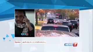 Skype Chat on  (21-11-14) USA Immigration - NEWs 7 TAMIL