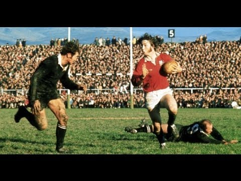 All Blacks vs British Irish Lions 1971 1st Test Highlights