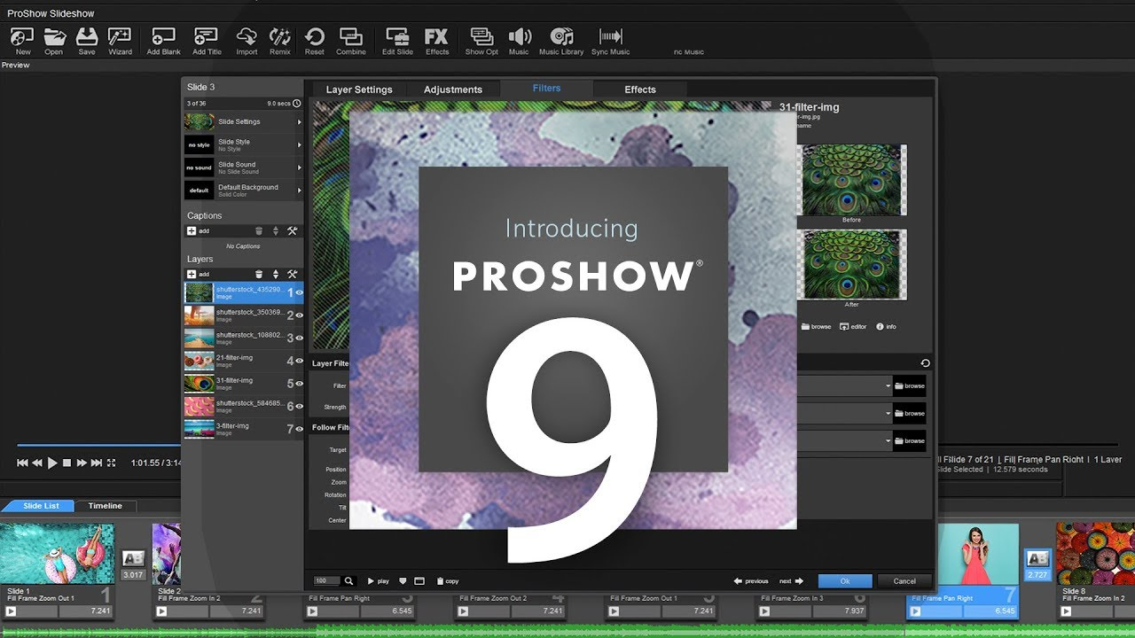 ProShow Producer 9 Demo - YouTube