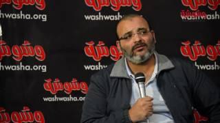 بالفيديو.. أيمن بهجت قمر:' الجيش المصري بيادته فوق دماغ أي حد'