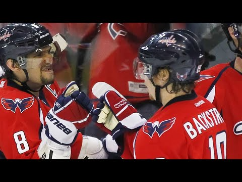 Nicklas Bäckström 2011/2012 NHL Season Highlights