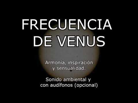 RESONANCIA DE VENUS - ARMON�A, INSPIRACI�N Y SENSUALIDAD