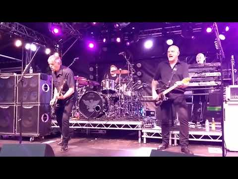 Stranglers at Hampton Pool 6.7.18 5 Minutes