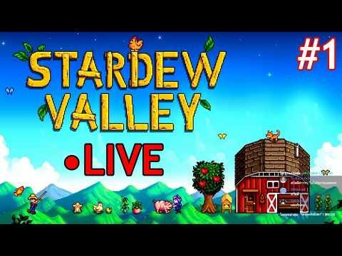 Stardew Valley Co-op #1 เริ่มต้นชีวิตใหม่แบบแพ็คคู่