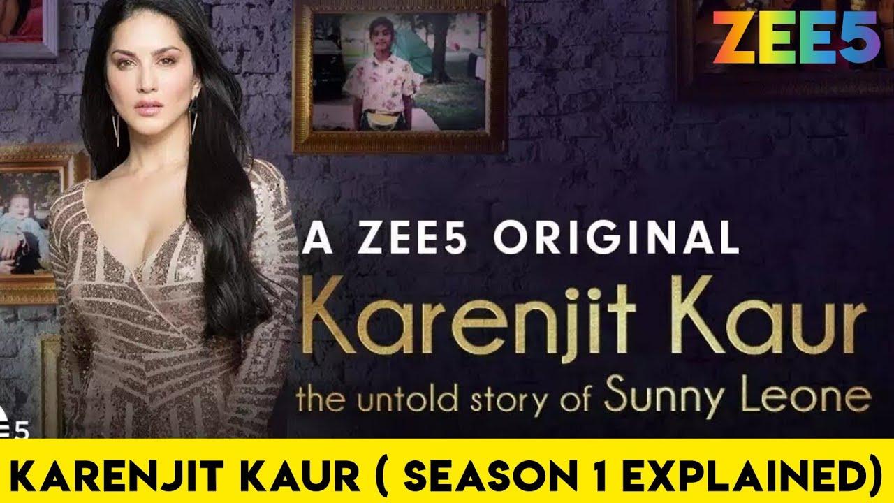 Download Karenjit Kaur - The Untold Story Of Sunny Leone (Season 1)   Zee5 Original   Explained By NerdFlix