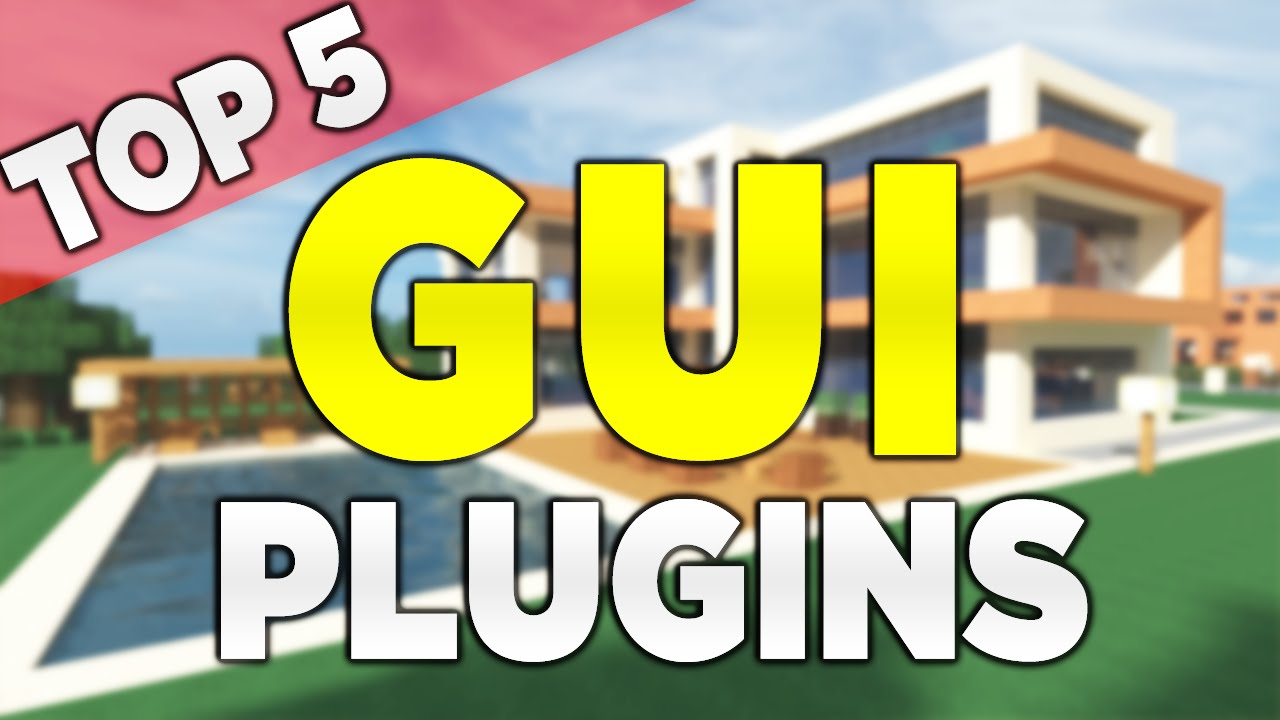 minecraft saturday top 5 quot gui quot plugins special 23