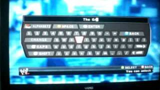 Smackdown Vs. Raw 2010 Cheat Codes