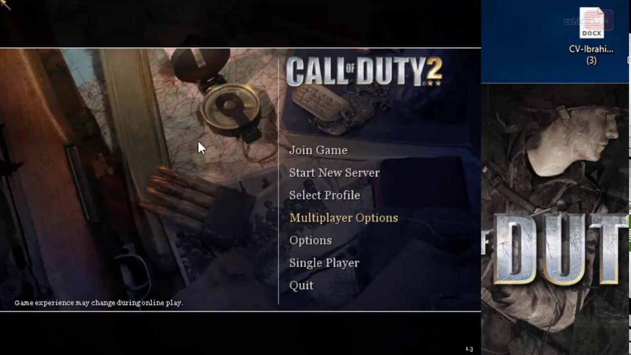 call of duty 2 multiplayer demo download