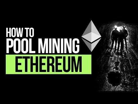 Ethereum Pool Mining  - Setup Tutorial (Windows)