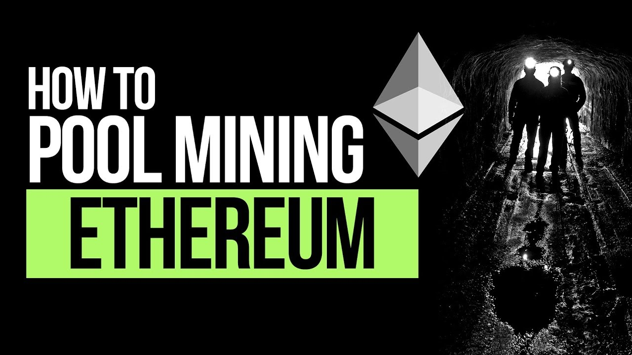 How to create ethereum pool