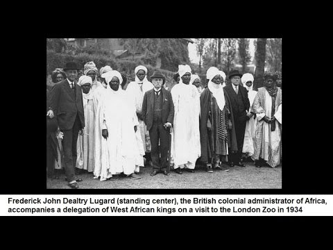 IPOB DOCUMENTARY: Exposing British Fraudulent creation of Nigeria