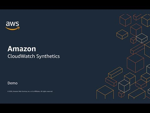 Amazon CloudWatch Synthetics