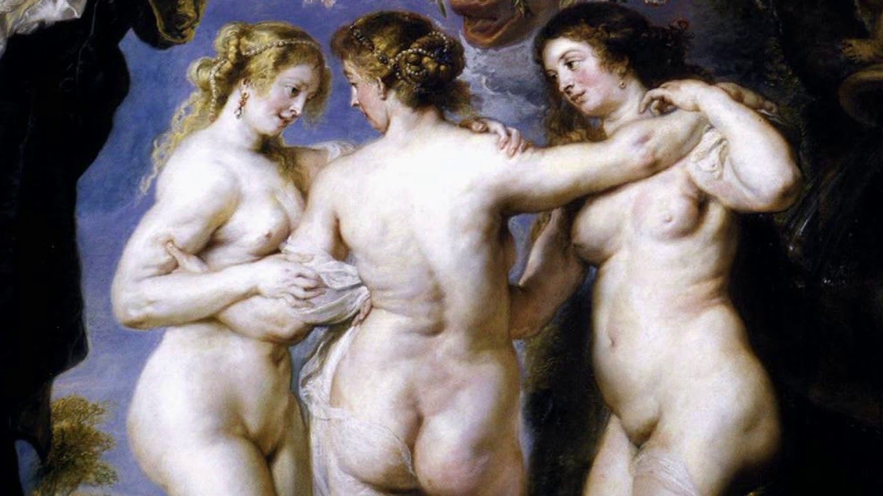 The renaissance nude review, royal academy