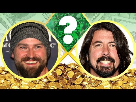 who's-richer?---zac-brown-or-dave-grohl?---net-worth-revealed!-(2017)