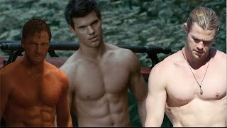 10 Actors That Got RIPPED For Roles!