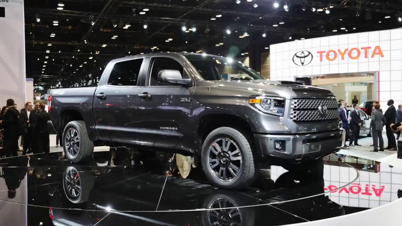wow toyota doubles down on truck tough image with trd models youtube. Black Bedroom Furniture Sets. Home Design Ideas
