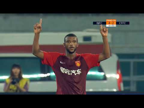 El Kaabi fires in superb volley for Hebei