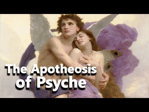 The Apotheosis Of Psyche (Eros And Psyche Part 3/3) Greek Mythology - See U In History