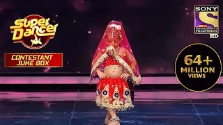 'Radha' पर इस Contestant ने फैलाया कहर | Super Dancer | Contestant Juke Box