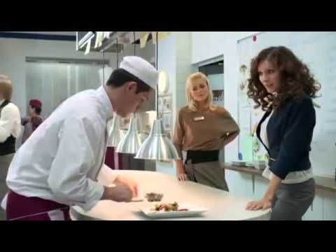 "The Kitchen Show saying hello in russian - through the russian popular sitcom ""the"