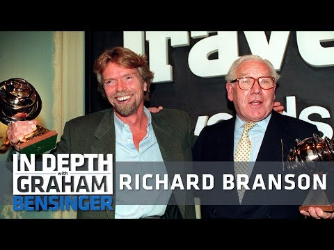 Richard Branson on British Airways' dirty tricks