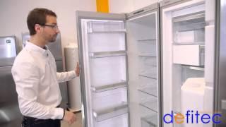 Thomas vous présente les réfrigérateurs et congélateurs - Electros et Cuisines DEFITEC
