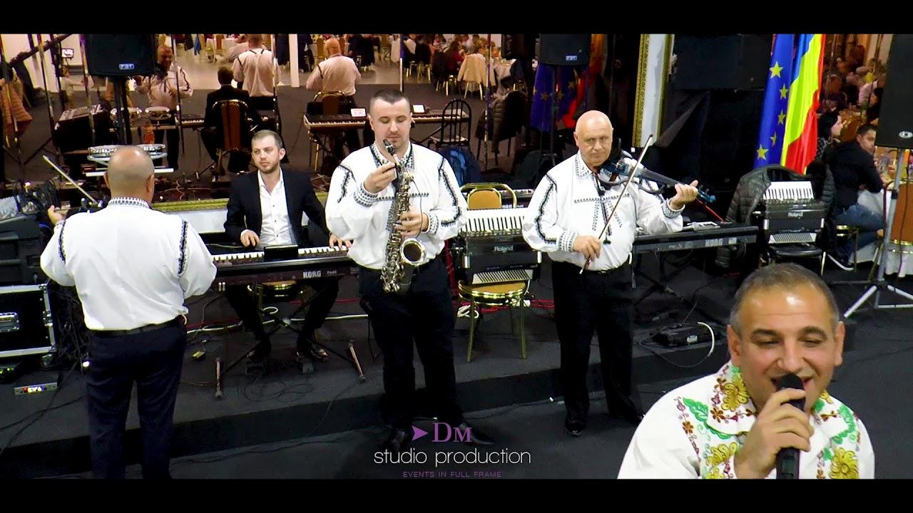 Simi Belea & Formatia Lelita de la Castau    Colaj Muzica Etno    Live 2018 Spania