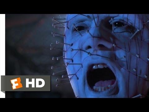 Hellraiser IV: Bloodline (6/8) Movie CLIP - I Am Pain (1996) HD