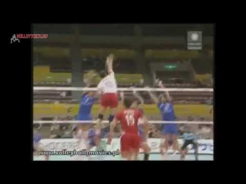 Volleyball - Lords of gravity (the best indoor volleyball verticals in the history)