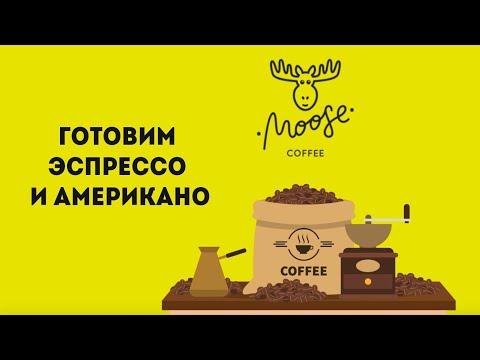 Как приготовить кофе. Готовим Эспрессо и Американо