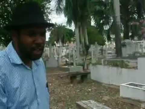 Overview of Sephardic Jews buried at Ciudad Nueva Cementery.