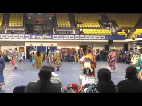 Women's Traditional University Of British Columbia Pow Wow