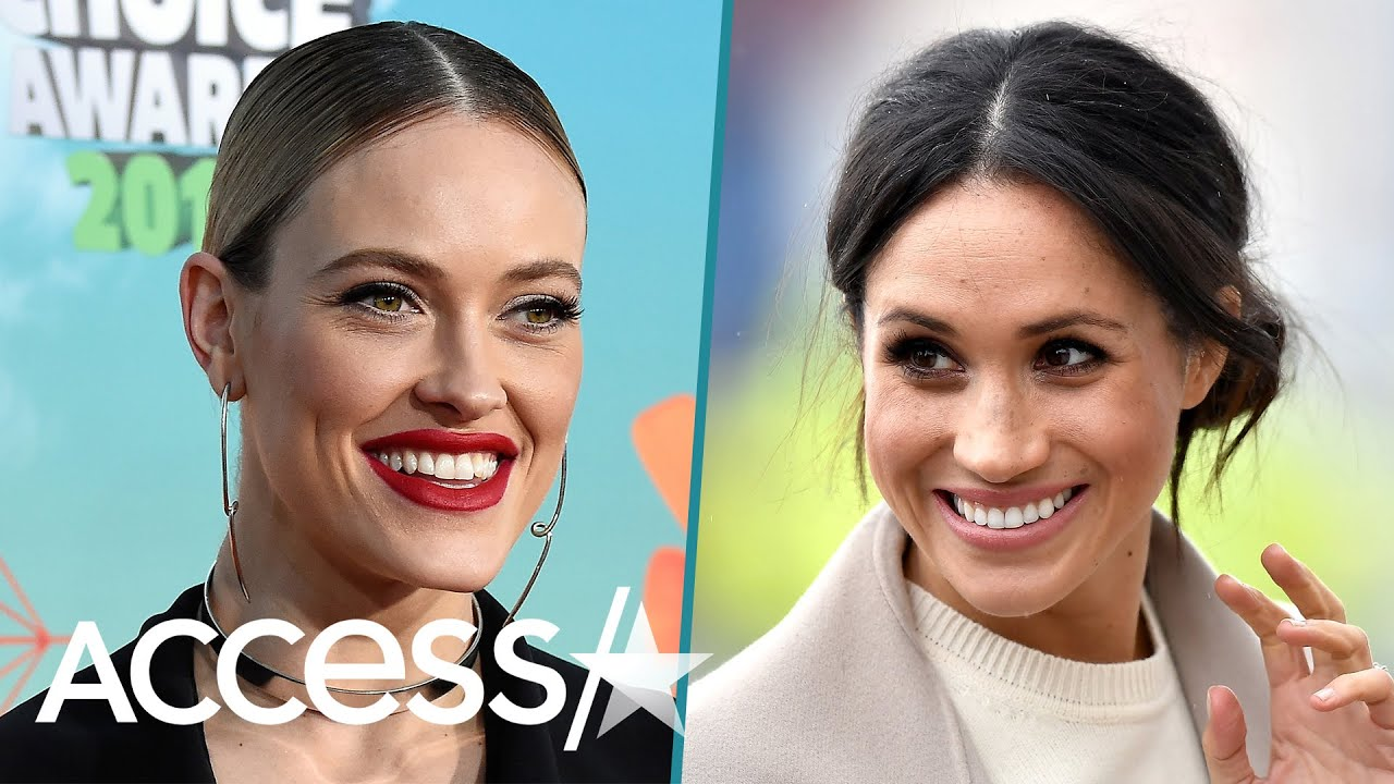 Peta Murgatroyd Fiercely Supports Meghan Markle After Emotional Interview: 'I Really Feel For Her'