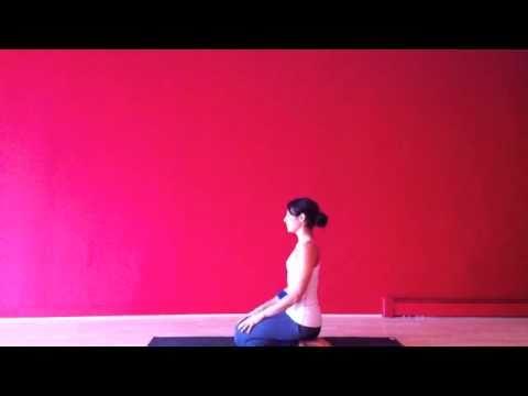 how to do tripod headstand sirsasana ii  youtube